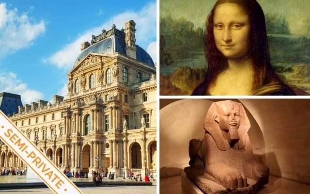 Louvre Monalisa Tour