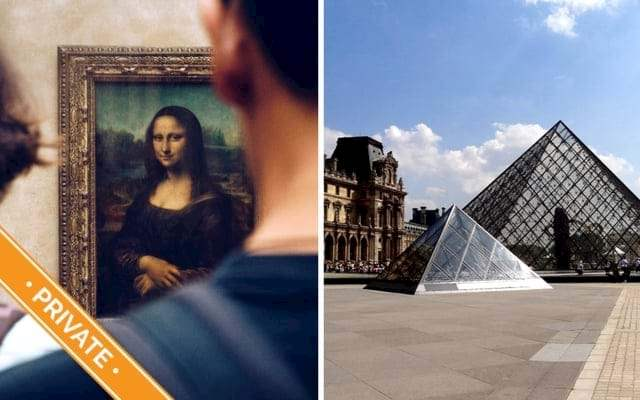 Louvre Museum Private