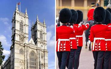 Westminster Abbey Guards