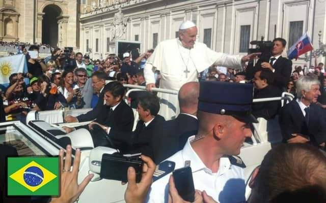 Papal Audience Pope Francis