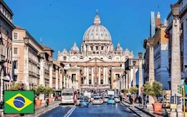 Vatican Museum Brazilian Tour