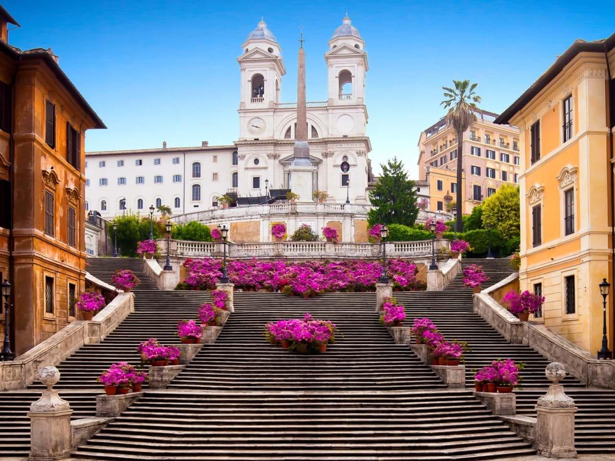 Spanish Hotel Roma
