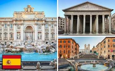Trevi Pantheon Spanish