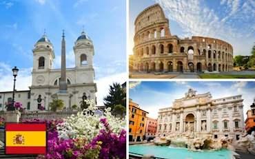 Rome One Day Spanish