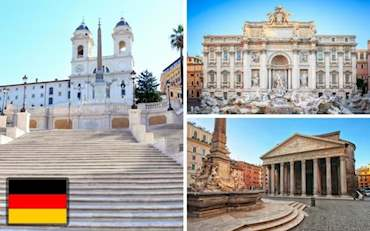 Best Rome German