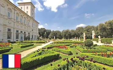 Borghese Gallery French