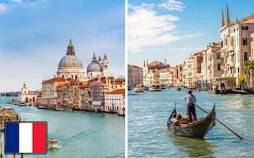 Venice Gondola French Tour