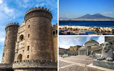Naples Main Touristy Sights