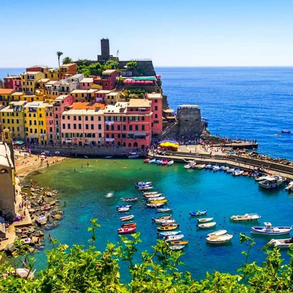 Vernazza Marina Houses