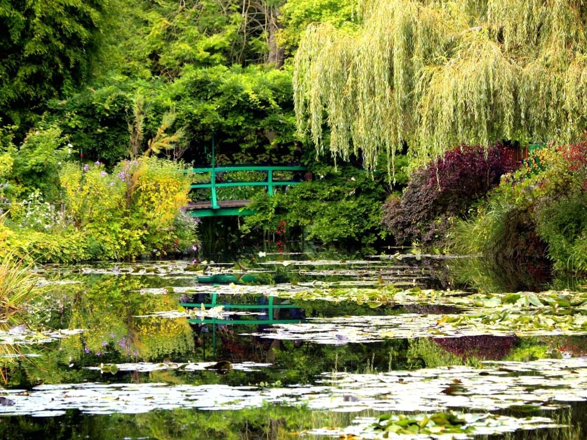 Monet S Garden Our Tour Of Giverny: Full Day Monets Giverny & Versailles Palace Paris Tour
