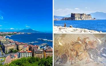 Naples and Museum
