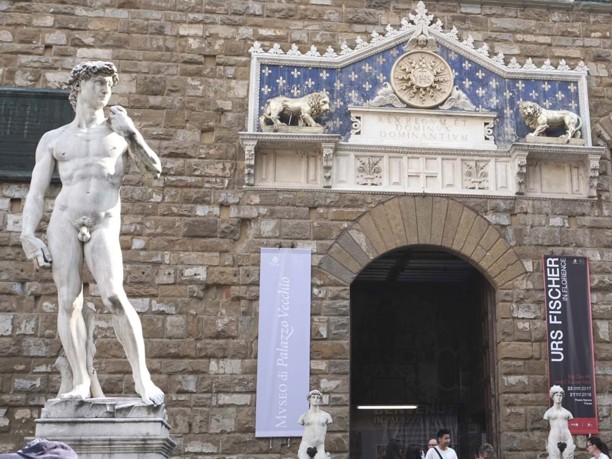 10 Facts: Exposing a little more of Michelangelo's David ...