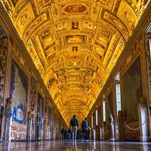 Long Room at Vatican