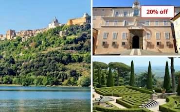 Albano Lake Pope's Residence