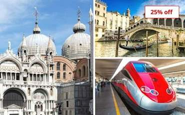 Venice and High Speed Train
