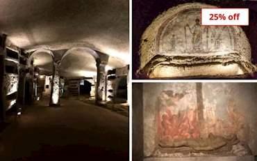 San Gennaro Catacombs Naples