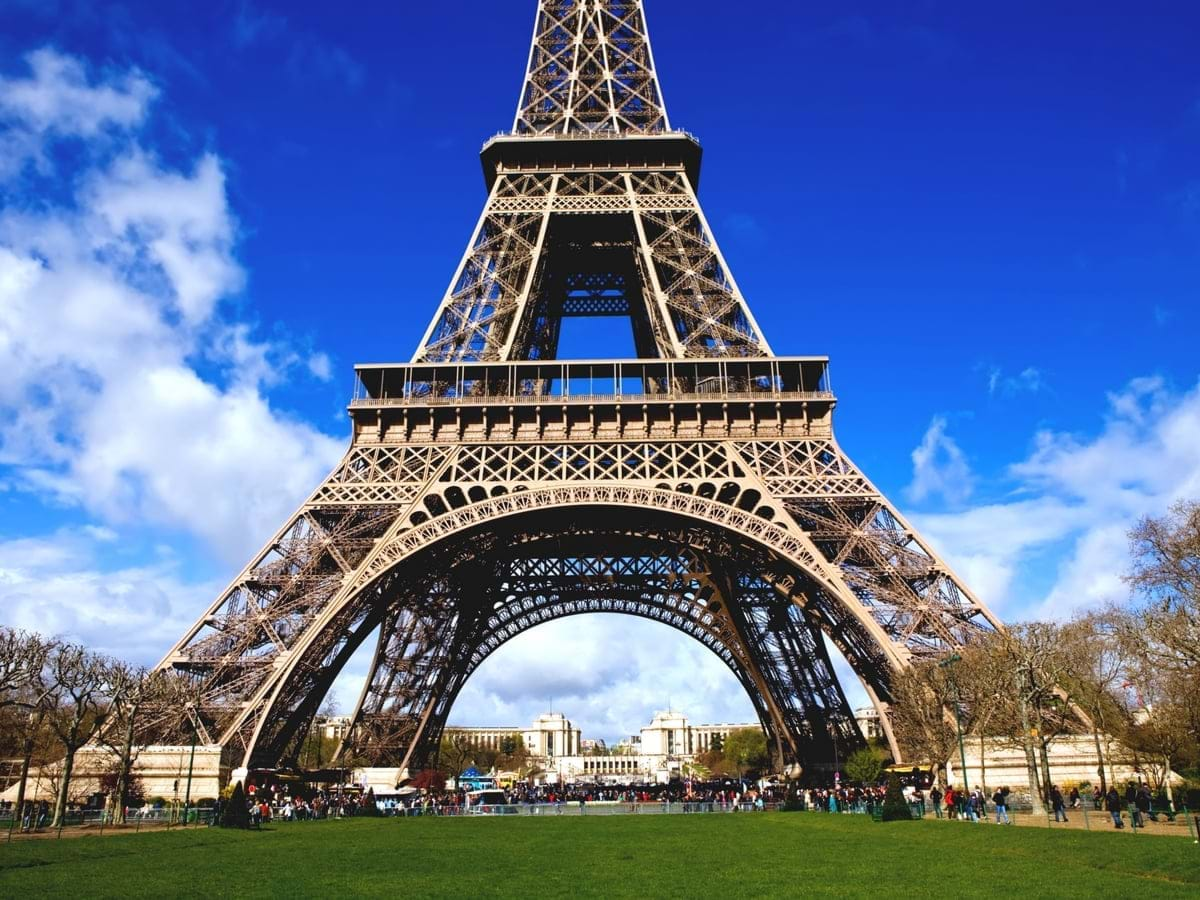 Eiffel Tower Climbing Experience City Wonders Tours